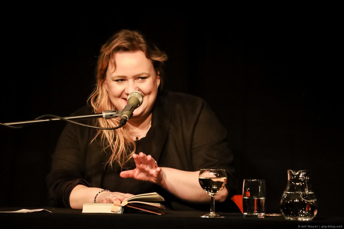 Paula Irmschler, 07.03.2020, Kulturzentrum Merlin, Stuttgart