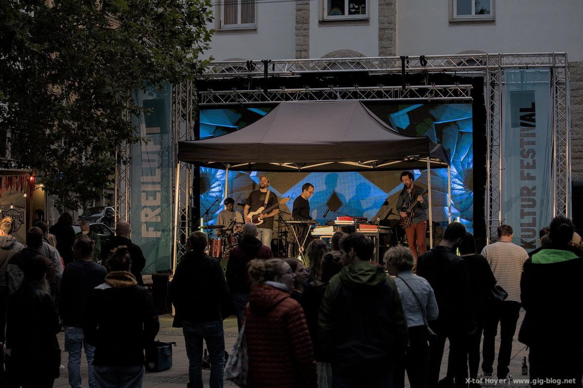 JAMHED, 07.08.2021, Freiluft Kultur Festival, Lerchenplätzle, Stuttgart