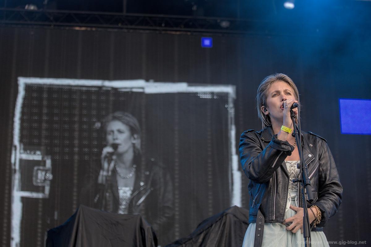 AMY MACDONALD, 19.09.2021, Schlossplatz, Jazz Open, Stuttgart