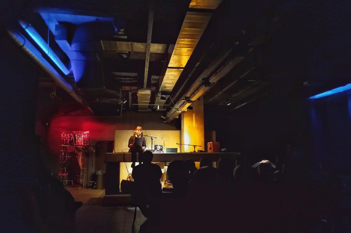 JENS RACHUT & THOMAS WENZEL, YVY POP, 18.09.2021, White Noise, Stuttgart