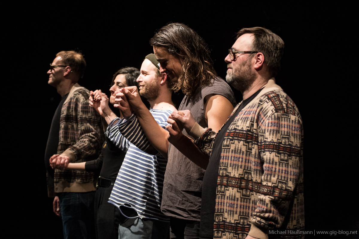 9 LEBEN, 02.03.2018, Staatstheater Nord, Stuttgart