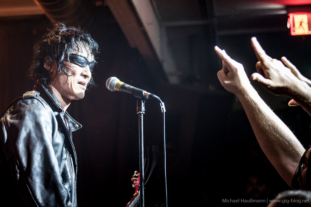 Guitar Wolf The Nerves 18102016 Goldmarks Stuttgart Gig Blog