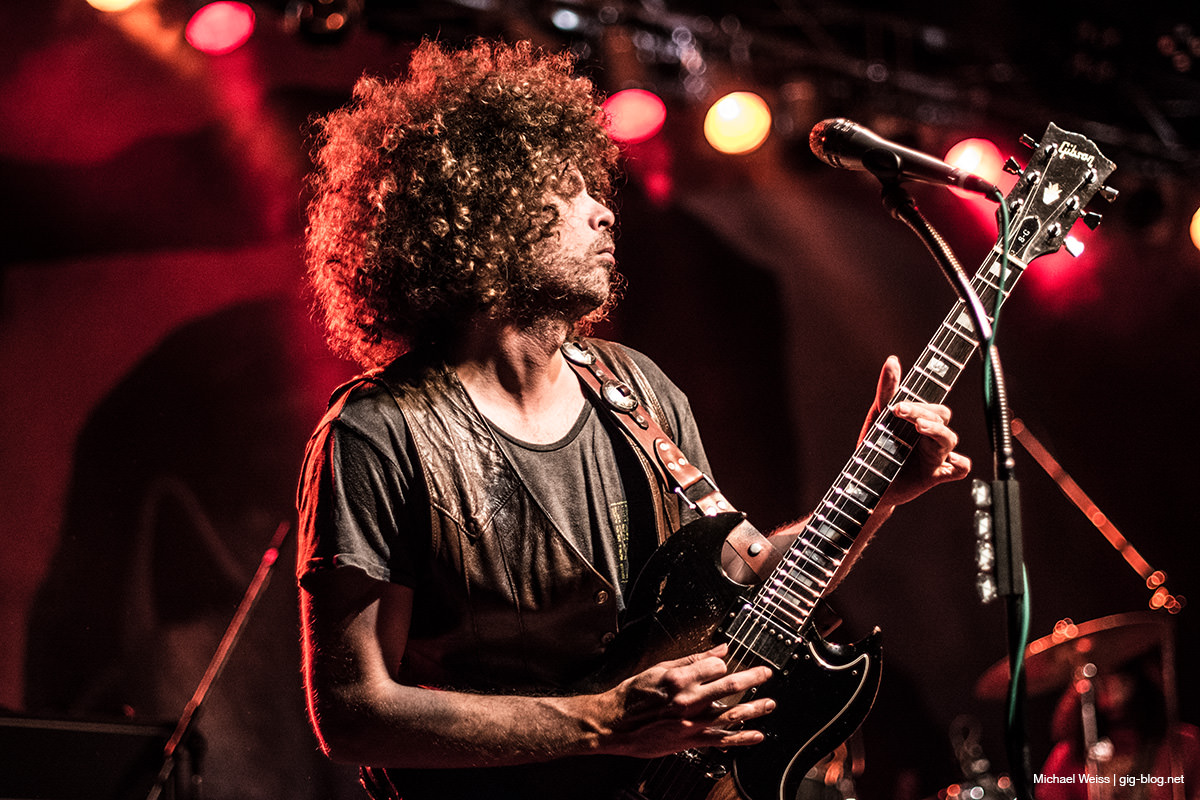 Wolfmother, LKA, 2016