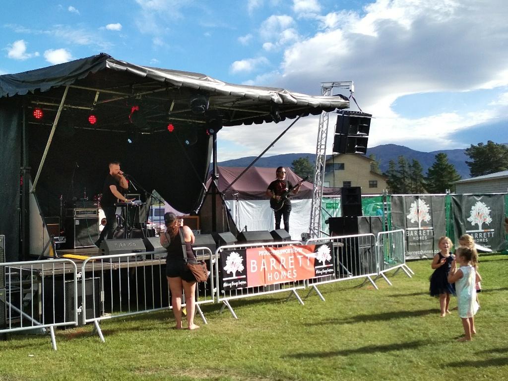 RIVER RANGE MUSIC FESTIVAL, 24.02.2018, Cromwell, Neuseeland
