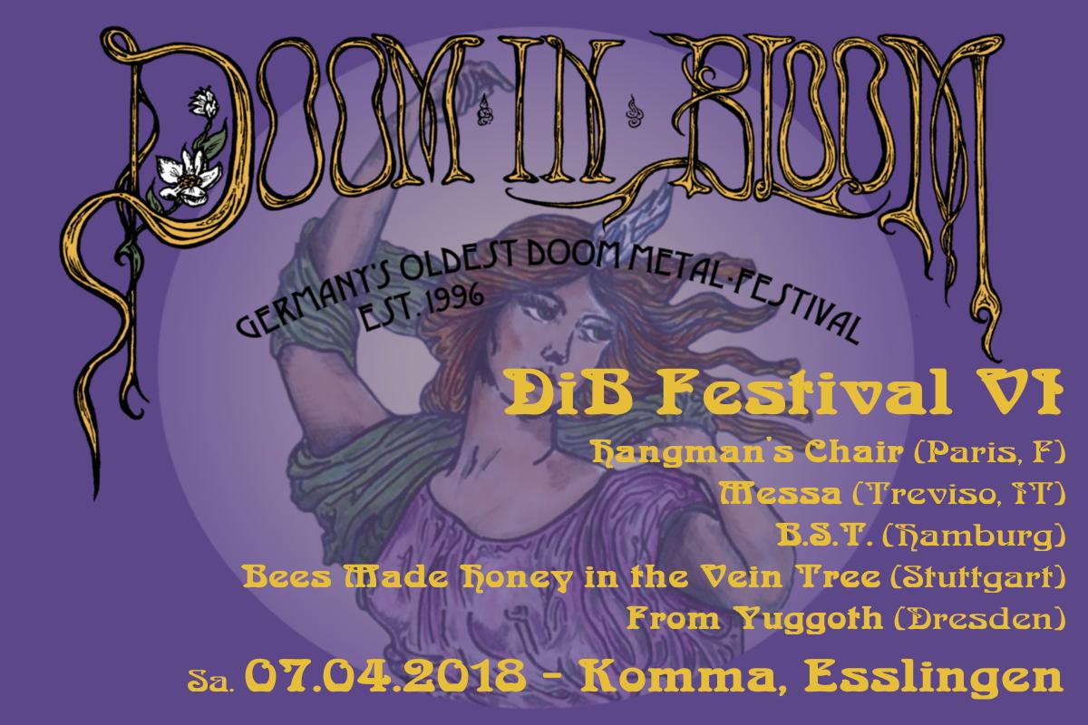 Doom In Bloom Festival