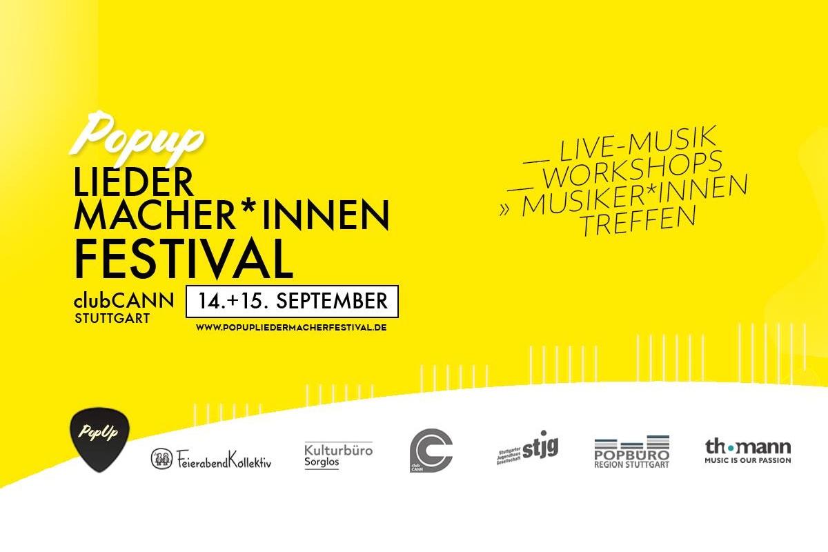 Verlosung: 2 x 1 Ticket für das 1. Popup Liedermacher*innen-Festival