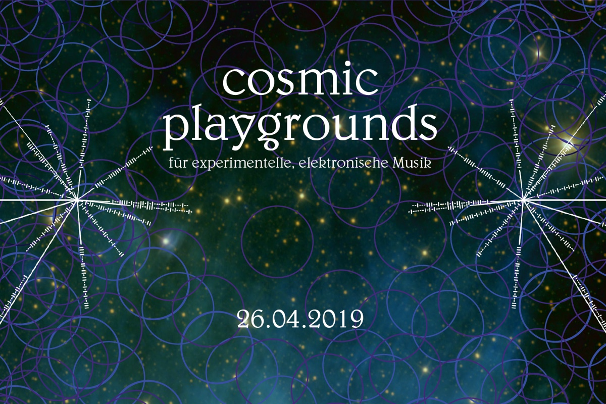 Cosmic Playgrounds