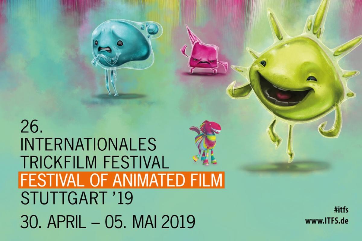 Verlosung: 16 Tickets für das Internationale Trickfilmfestival